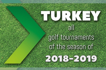 VIX Golf: tournaments 2018-2019